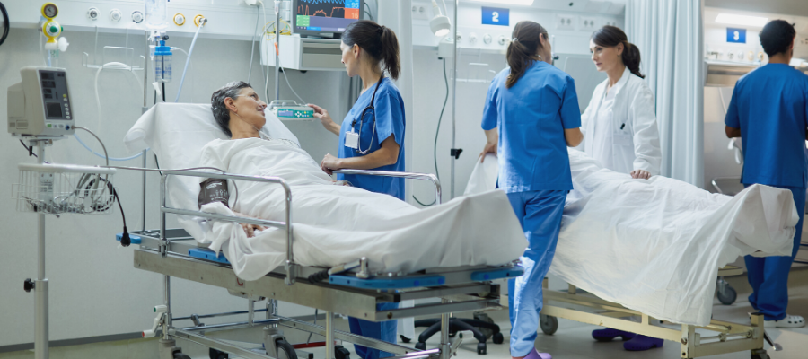 salle de repos apres operation